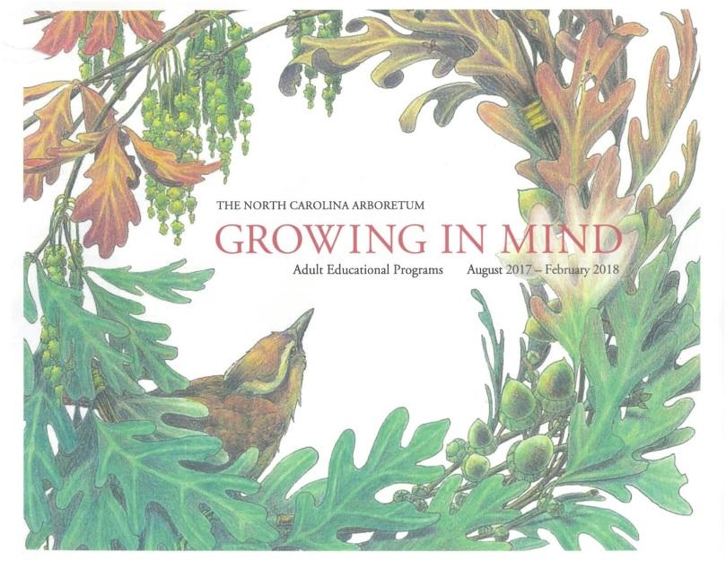 Growing in Mind